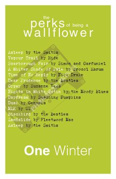 Perks of Being a Wallflower songs