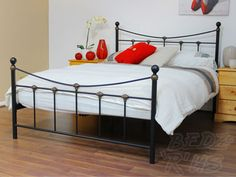 Rebecca Double Bed £99