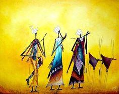 THE ART OF BURKINA FASO, AFRICA