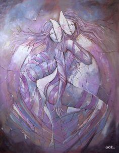 Lyssa Mural by ~AMolino on deviantART