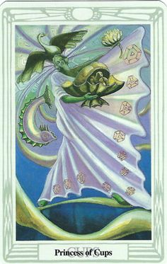 Tarot Cards – The Page of Cups