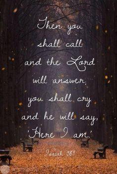 Isaias 58:9