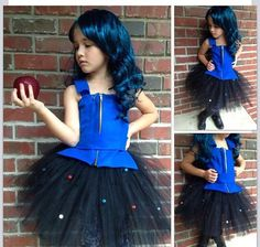 Pin for Later: 15 of the Hottest Disney Descendants Costumes For Kids Evie Tutu Costume Evie Tutu Costume ($45)