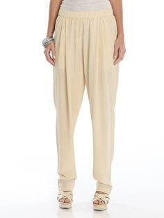 Gypsy05 Silk Pull On Perfect Pant