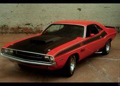 1970 Dodge Challenger TA