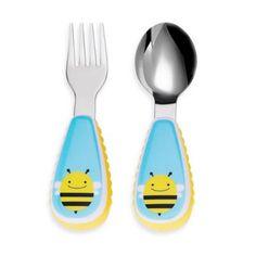 SKIP*HOP® ZooTensils in Bee - buybuyBaby.com