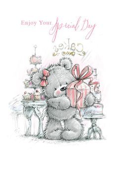 Enjoy your Special Day   Henderson Greetings - henderson greetings, greeting, card, birthday, gift, wrap, party, partyware