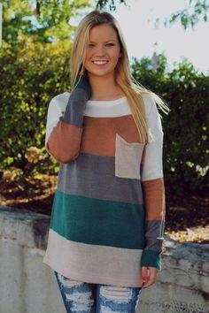 White Pines Sweater