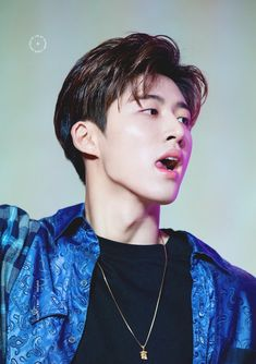 Kim hanbin will be the death of me < ultimate mood