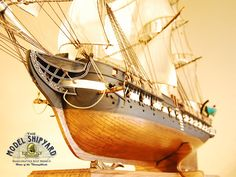 Constitution USS Model Ship