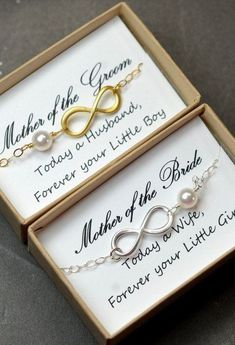Personalized necklaceInfinity Bracelet lucky by TheFabulousJewelry