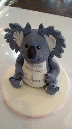 Koala con amor