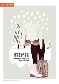 Look classy in winters
