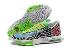 official photos 4437b ce1b3 Find Nike Kevin Durant KD 6 VI Star Green Black-White For Sale Authentic  online or in Pumarihanna. Shop Top Brands and the latest styles Nike Kevin  Durant ...