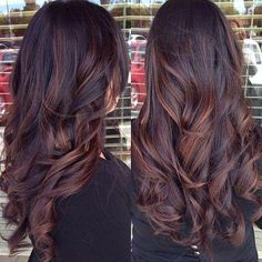 Where Can I Get Balayage Hair Color In Delhi India. What Is Balayage How Is It Done? What Is Balayage Hair Coloring Latest Hair Coloring Trends. Difference Between Balayage And Ombre Hair Color. Hair Color And Cut, Hair Color Dark, Hair Color Ideas For Dark Hair, Hair Colour Ideas For Brunettes, Color Blue, Hair Colors For Winter, Different Brown Hair Colors, Long Hair Colors, Fall Winter Hair Color