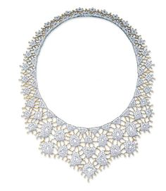 Buccellati Venetian Lace Necklace