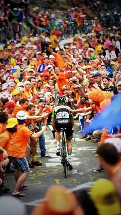 I have to see this and ride these climbs, dream to ride the mythical climbs if the tour.