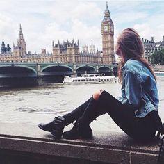 London ✨ #fanshion #london #england #laurannrose