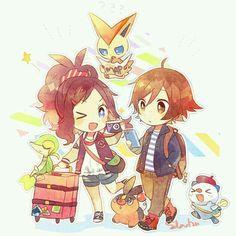 —- Reprint and Use without permission is. Pokemon Mew, Touko Pokemon, Black Pokemon, Pokemon Pins, Pokemon Comics, Pokemon Fan Art, Cute Pokemon, Pikachu, Pokemon Stuff