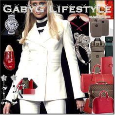 GabyG on Fri, Aug 8th, Daytime., created by gabyg on Polyvore