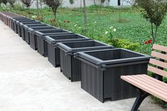 #cheap #outdoor #waterproof #box using composite wood for grow boxes