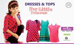 For your Little Princess -- JusCubs Girls' Collection