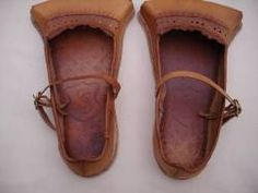 German 16th century shoe reproduction