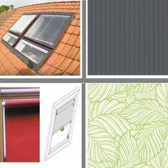 FEEL OF NATURE Webmuster BLATT Store-Schal für Schiene u Stange