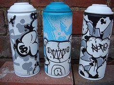 spray can art > Artist: Riot68