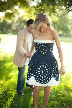 I love this dress! With boots? Oh my gosh, to cute.