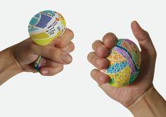 egészen beleszédültem. Mennyivel egyszerűbb dolga lett volna Kolombusznak, ha inkább ilyen tojása lett volna! Tényleg zseniális!    ...