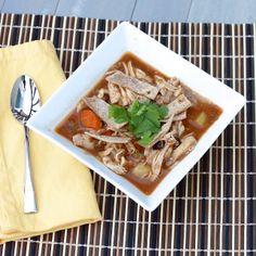 spicy slow cooker chicken stew