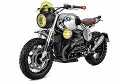 Risultati immagini per fistfighter bmw nine t Bmw R Ninet Scrambler, Street Scrambler, Bmw K100, Scrambler Motorcycle, Bmw Motorcycles, Bobber Bikes, Moto Custom, Bobber Custom, Custom Bikes