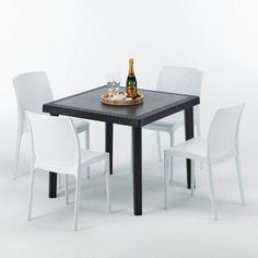 220 Idee Su Set Tavoli E Sedie Da Esterno Tavolo E Sedie Seduta Da Esterni Sedia Rattan