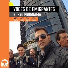 "Pablo Martin derrocha talento en ""Voces De Emigrantes"" http://crestametalica.com/pablo-martin-derrocha-talento-en-voces-de-emigrantes/ vía @crestametalica"