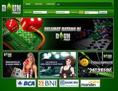 Temukan keseruan bermain poker online bersama daunpoker.com. Poker online yang mendukung pembayaran lewat Bank BCA, BNI, BRI, Bank Danamon dan Bank Mandiri. daunpoker.com menghadirkan permainan Poker, Domino 99, Capsa Susun, AduQ (Poker, QQ, Ceme, BlackJack). Dapat bermainan langsung pada situs/ website ataupun download aplikasi untuk android, ipone dan ipad. http://duniaonlineoke.blogspot.sg/2015/07/daunpokercom-poker-online.html