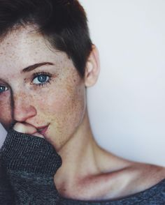 Gorgeous Portrait Photography by Jordyn Otey #inspiration #photography