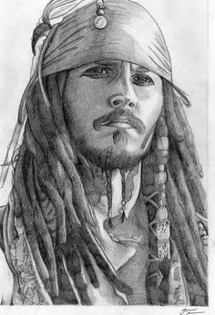 Pirates of the Caribbean - Captain Jack Sparrow