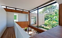 Flipped House by MCK Architecture in architecture  Category - bring in the light