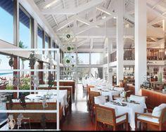 Kayuputi restaurant at the St. Regis Bali Resort in Nusa Dua.