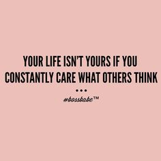"""""""Who ever owns your mind, owns your time. It should be you. ❤️ Join the #BOSSBABE Netwerk™ (link in bio)"""""""