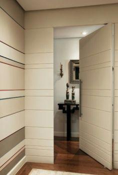 Inspiração ♡ #interiores #design #interiordesign #decor #decoração #decorlovers #archilovers #inspiration #ideias #hall