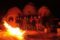 Earthbag house - domo