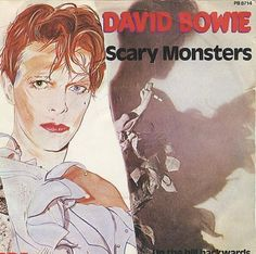 Scary Monsters 1981