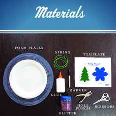 Skip the store and make your own ornaments this holiday season!