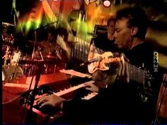 ROBBEN FORD BAND - LIVE AT THE NEW MORNING PARIS - YouTube