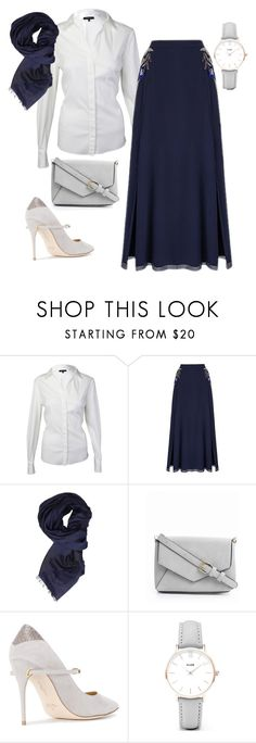 """""""Untitled #64"""" by asner-bond ❤ liked on Polyvore featuring Armani Jeans, Urban Expressions, Jennifer Chamandi and CLUSE"""