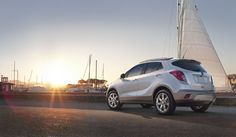 Start your trip along the coast of Maine with the @Buick Encore.