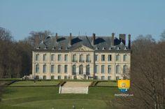 Château de Villarceaux, Domaine, Bergerie