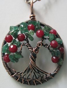 Hey, I found this really awesome Etsy listing at https://www.etsy.com/listing/208034306/ready-to-ship-red-jade-apple-tree-of